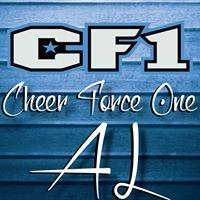 Cheer Force One - Alabama