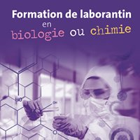 Laborantin-e CFC chimie ou biologie