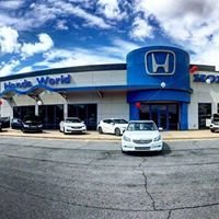 Honda World in Conway