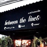 Between the Lines books & coffee shop - ร้านหนังสือ ระหว่างบรรทัด
