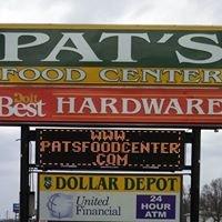Pat's Food Center & Do it Best Hardware