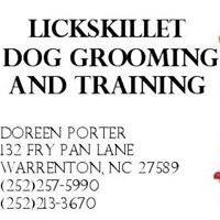 Lickskillet Dog Grooming