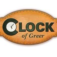 Clock Restaurant of Greer - 603 West Poinsett Street, Greer, S.C.