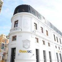 Centro de Extensión Duoc UC, Edificio Cousiño