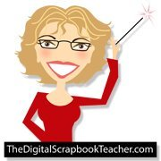 The Digital Scrapbook Teacher