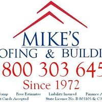 Mike's Roofing and Building