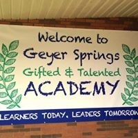 Geyer Springs Gifted and Talented Academy - GSGTA