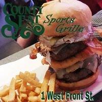 "'County Seat ""food, sports, & spirits"""