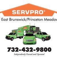 Servpro of East Brunswick/Princeton Meadows