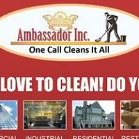 Ambassador Cleaning & Rainbow Restoration