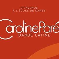 Caroline Paré Danse Latine