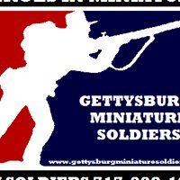 Gettysburg Miniature Soldiers