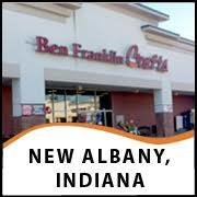 Ben Franklin Crafts New Albany Indiana