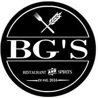 B.G.'s Restaurant & Spirits