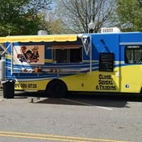Cluck Squeal and Friends Food Truck
