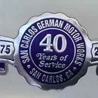 San Carlos German Motor Works