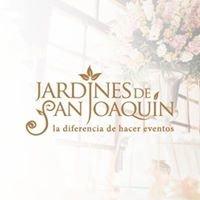 Jardines de San Joaquin