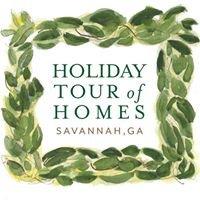 Savannah Holiday Tour of Homes