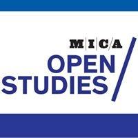 MICA Open Studies