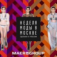 Неделя Моды в Москве MAER GROUP