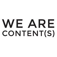 WE ARE CONTENTS