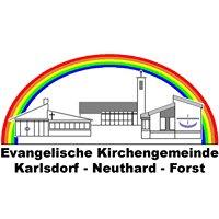 Evang. Kirchengemeinde Karlsdorf Neuthard Forst