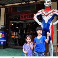 ร้านกาแฟยอดมนุษย์ Superhero coffee