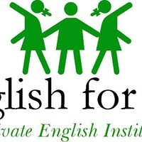 English For You private institute