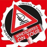 Windsurfers On Tour