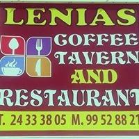 Lenias tavern coffee restaurant
