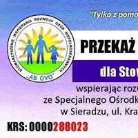 Stowarzyszenie wspierania rozwoju osób niepełnosprawnych AB OVO