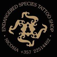 Endangered Species Tattoo