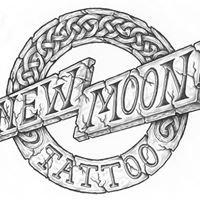 New Moon Tattoo