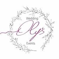 Oly's wedding events - garden centre