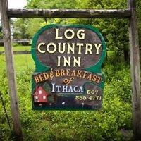 Log Country Inn Bed & Breakfast of Ithaca