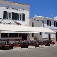 Restaurant Sa Llagosta, Fornells, Menorca