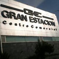 Centro Comercial Gran Estacion Costado Esfera
