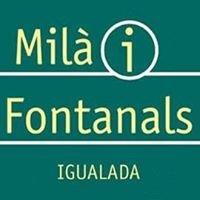 Milà i Fontanals Igualada