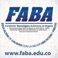 Fundación Tecnológica Autónoma de Bogotá FABA