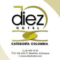 Diez Hotel Medellin