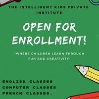 The Intelligent Kids Private Institute