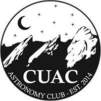 CU Astronomy Club
