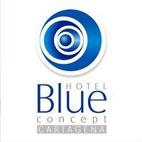 Hotel Blue Concept