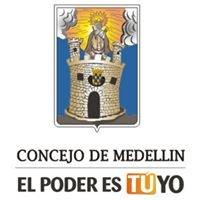 CONCEJO DE MEDELLÍN - EL PODER ES TÚYO
