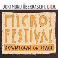 MICRO Festival Dortmund