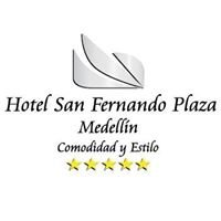Hotel San Fernando Plaza Medellin - El Mejor hotel de la Ciudad