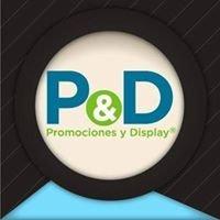 Promociones y Display
