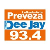 93,4 Radio Deejay North West Greece