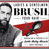 BRUSH YOUR HAIR Barbalon by Justin Bobby Brescia - Natasha Lazdins