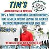 TIMS AUTOMOTIVE & TOWING